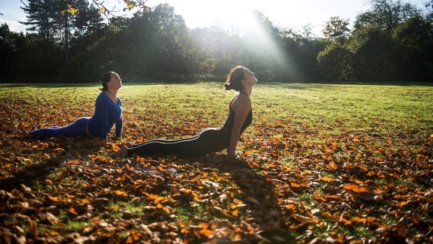 Ana Kersnik Žvab: O jogijski poti in o jogi proti boleznim srca in ožilja (foto: profimedia)