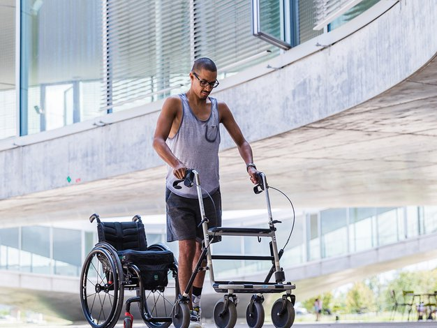 Napredna tehnologija za zdravljenje paralize - Foto: Wings for Life World Run