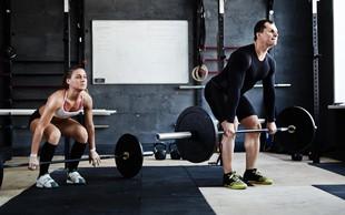 Kljub večletni redni vadbi, verjetno še vedno delate naslednje napake