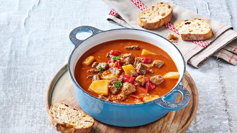 Madžarska golaževa juha (foto: Profimedia)