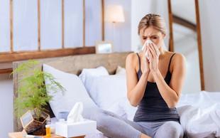 Vadba, ko smo bolni - DA ali NE?