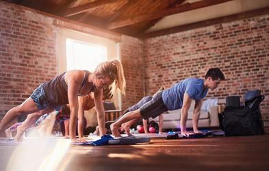 16-minutni trening za celo telo (ki ga lahko izvajajo tudi začetniki)