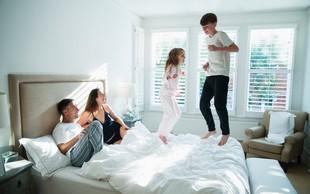 Strogi starši vzgajajo otroke, ki odrastejo v odlične odrasle!
