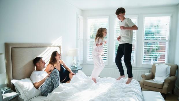 Strogi starši vzgajajo otroke, ki odrastejo v odlične odrasle! (foto: Profimedia)