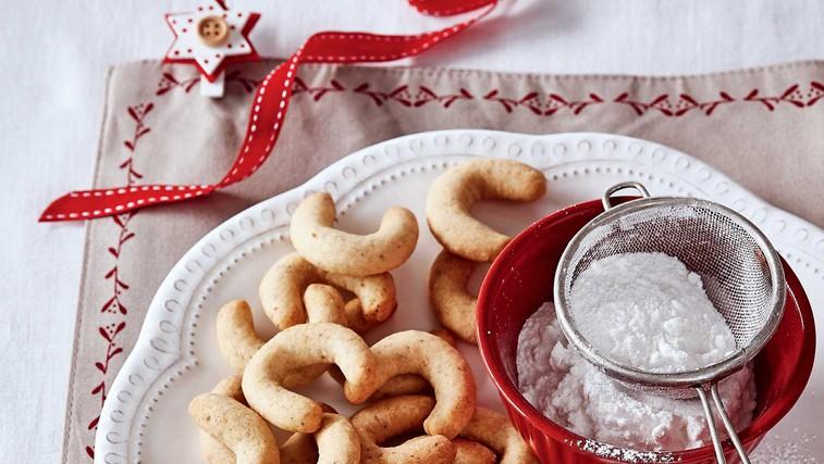 Recept za pokušino iz revije Piškoti: Večna klasika - vanilijevi rogljički! (foto: Profimedia)
