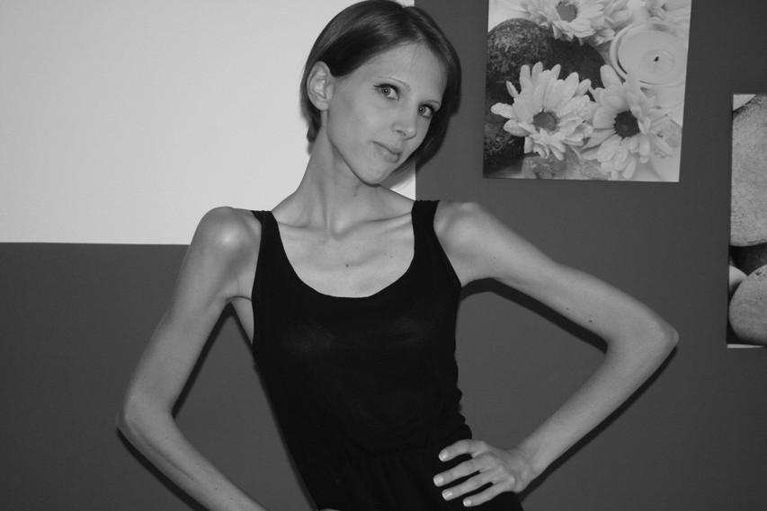 Špela Kranjec o 9-letnem boju z anoreksijo