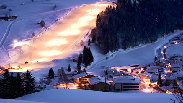 Kam na nočno smučanje? (foto: Arhiv austria.info)