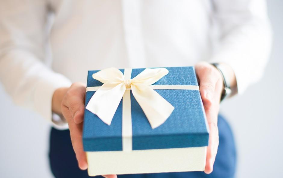 Kakšno je najlepše darilo, ki ga lahko podarite zaposlenim? (foto: Promocijsko gradivo)