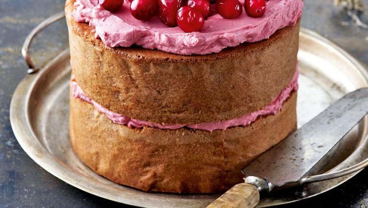 Torta z brusnicami (foto: Profimedia)