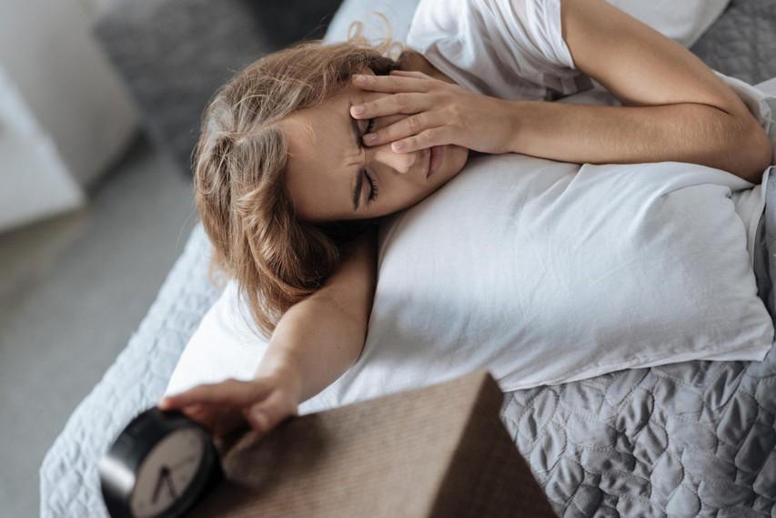 7 razlogov, zakaj se NE zbudite polni energije