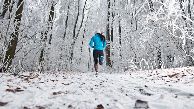 20 spodbudnih misli za tekače, ki vztrajajo tudi čez zimo (foto: profimedia)