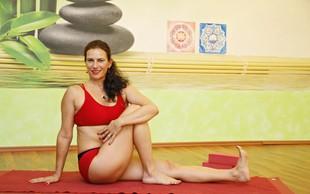 """Špela Palčič (voditeljica vroče joge): """"Vse življenje je joga"""""""
