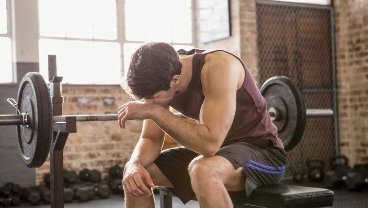 9 dobrih razlogov, da včasih izpustite vadbo (foto: Profimedia)