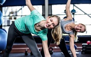 TOP vadbi, ki zavirata staranje