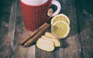Kaj bi se zgodilo, če bi kavo nadomestili z ingverjevim napitkom? (+ recept)