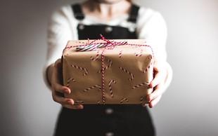 Ali znate sprejeti in pokloniti darilo?