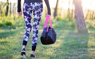 Primerno okolje vas lahko spodbudi h gibanju