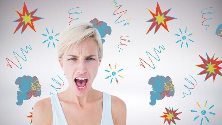 Zdravi načini za spopadanje z jezo (foto: profimedia)