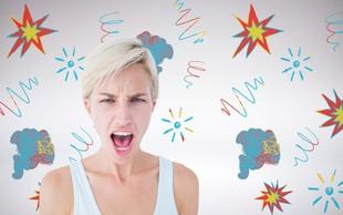 Zdravi načini za spopadanje z jezo