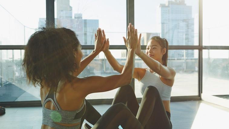 Kako nekaterim uspe ohraniti motivacijo za vadbo celo leto? (foto: profimedia)