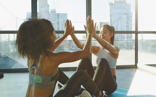 Kako nekaterim uspe ohraniti motivacijo za vadbo celo leto?