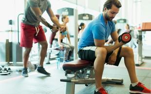 Kako shujšati in povečati mišično maso, ne da bi telovadili?
