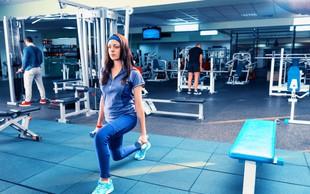 5 vaj, ki jih vključite v trening za utrjevanje in oblikovanje nog