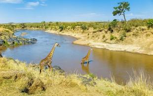 7 afriških naravnih čudes