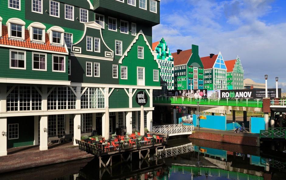 Novi hoteli nenavadnih oblik (foto: Profimedia)