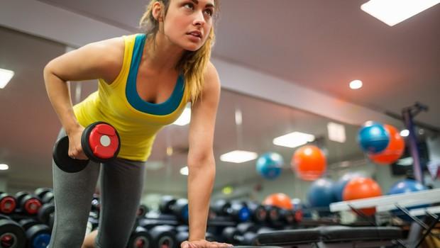 Vas vadba lahko tudi postara? (foto: profimedia)