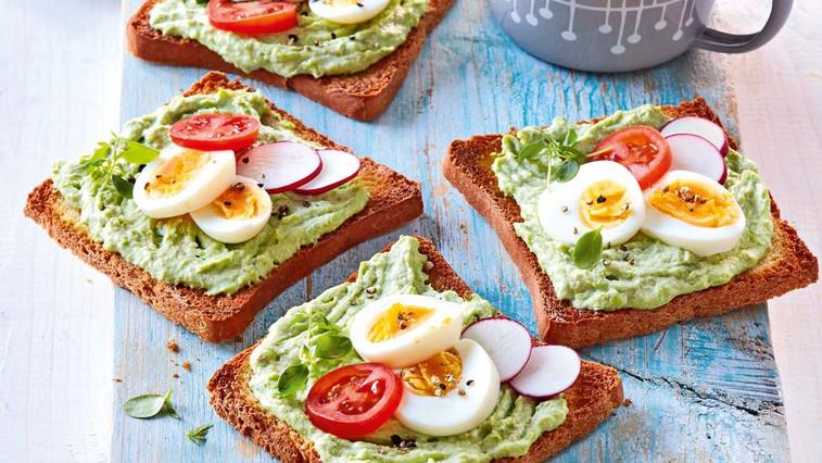 Avokadovo-jajčni namaz (foto: Profimedia)