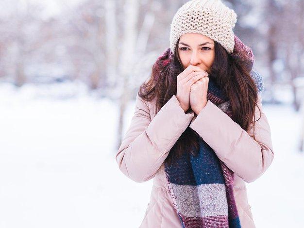 Ko notranji termostat pade pod 37˘C, se v možganih sprožijo akcije za vzdrževanje temperature - Foto: profimedia