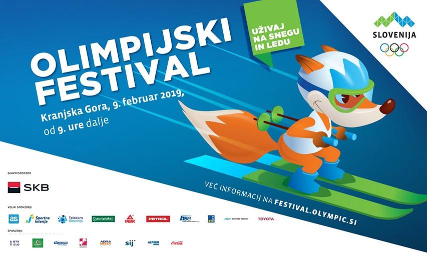 Peljite male športnike na olimpijski festival na snegu in ledu