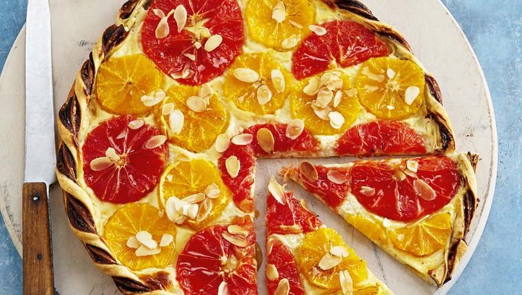 Pita s citrusi (foto: Profimedia)