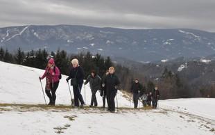 Na noge! Zimski humanitarni pohod od Kamnice do Urbana