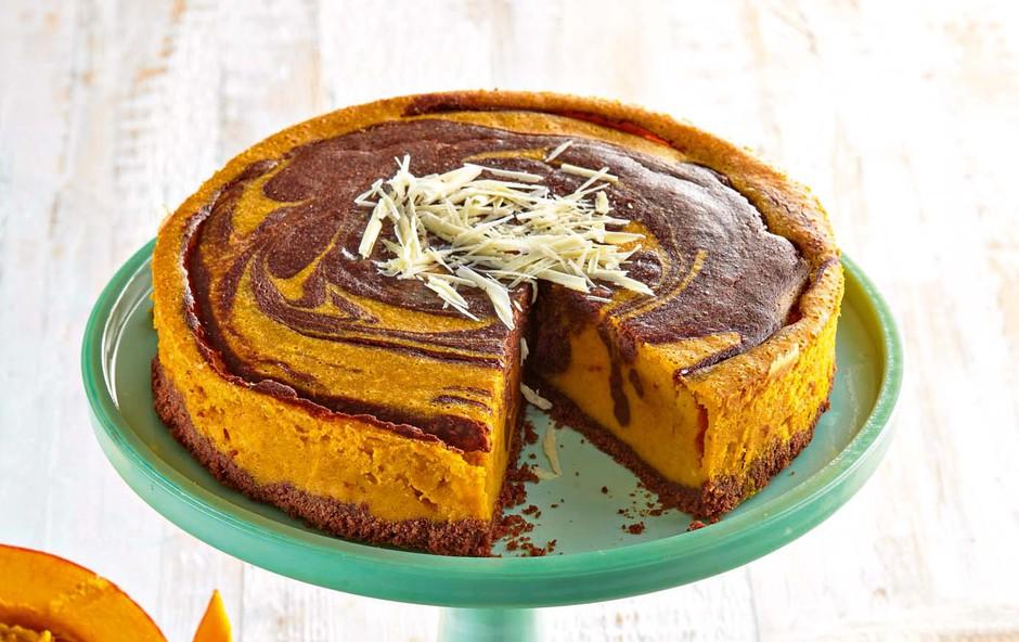 Marmorna bučna torta (foto: Profimedia)