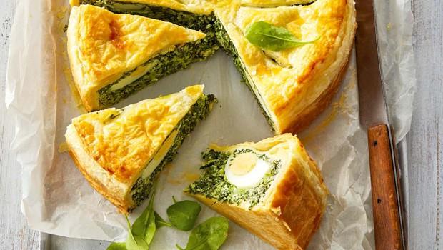 Jajčna pita (foto: Profimedia)