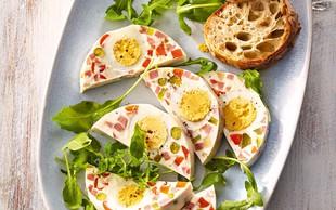 Narastek z jajci