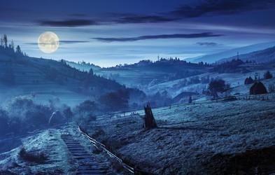 Zakaj bi se morali odpraviti na sprehod v soju polne lune