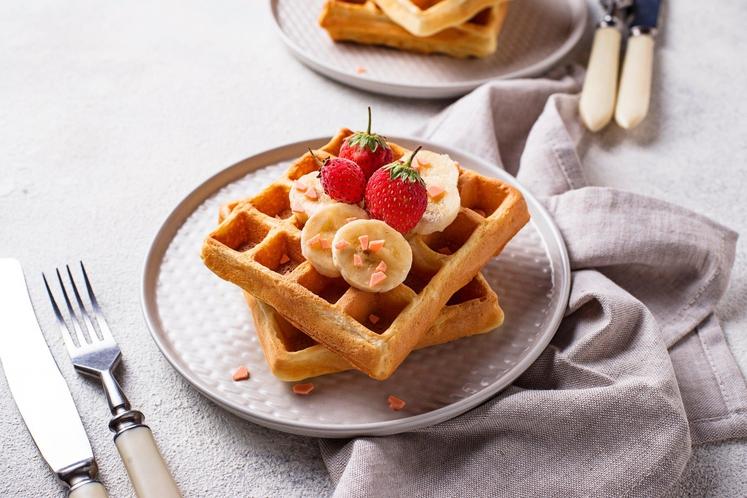 Zdrav in obilen zajtrk za katerega med tednom nimate časa Idealno bi bilo, da bi si vsak dan privoščili obilen …
