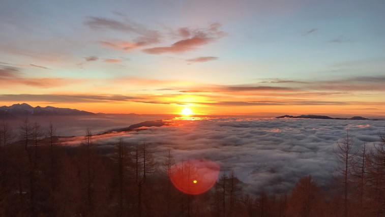 Skriti kotički v Sloveniji, kjer zagotovo še niste bili (foto: Klemen Tušar | Unsplash)