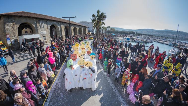 Ideja za izlet: Gremo na Istrski karneval (foto: Arhiv istrski-karneval.si)
