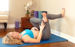 5 jogijskih vaj za lajšanje bolečin v križu (VIDEO)