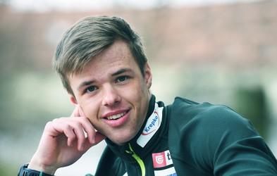 Mladi upi 2018: Spoznajte biatlonca Alexa Cisarja