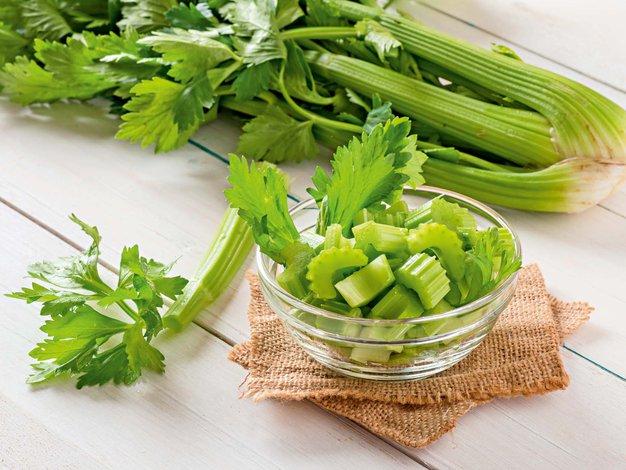 Ne pozabite na zeleno, saj je odlična za zdravje - Foto: Shutterstock