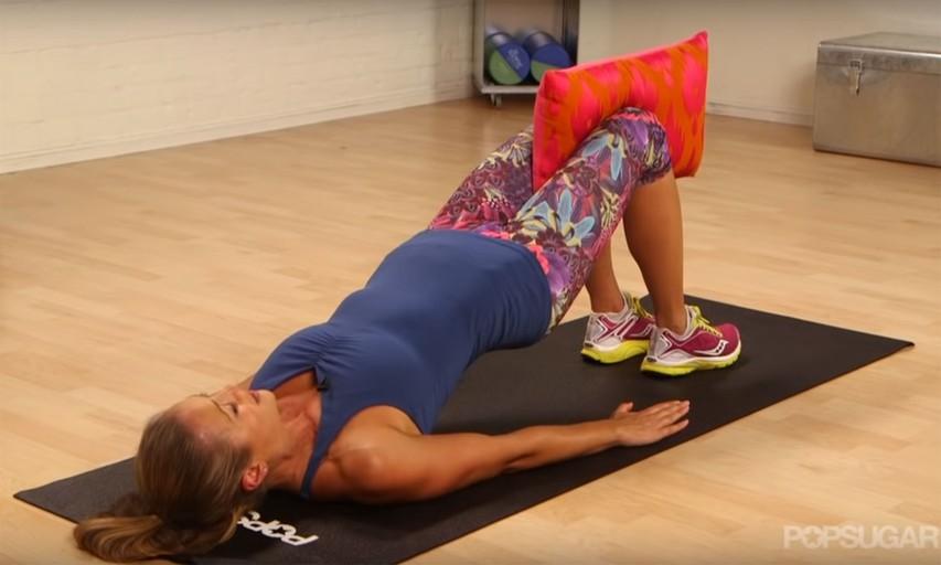 5 top vaj za notranje stegenske mišice (VIDEO)