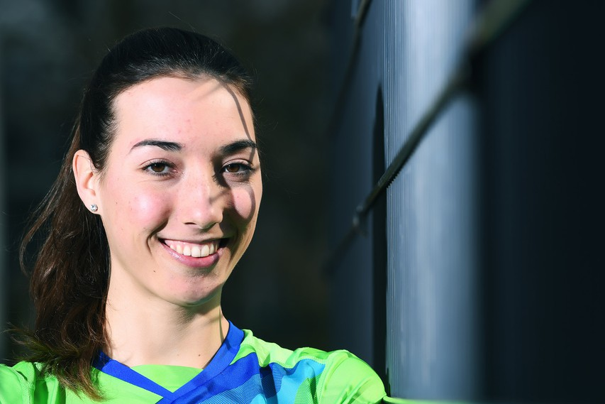 Mladi upi 2018: Spoznajte atletinjo Evo Pepelnak