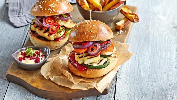 Vegetarijanski burger (foto: Profimedia)