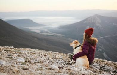 Vse, kar morate vedeti, preden greste s psom na pohod + top pasme za treking