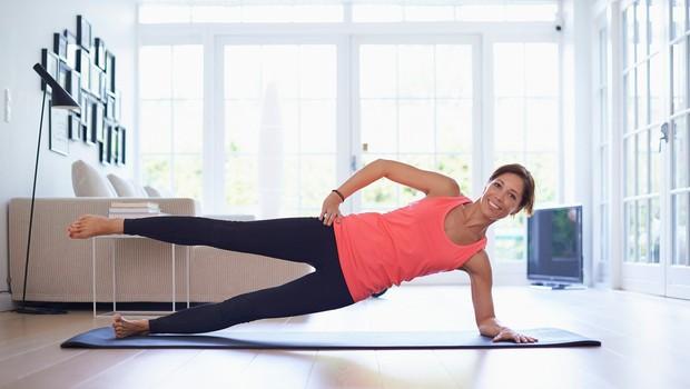 Tako doma naredite hiter in učinkovit trening! (5-minutne vadbe) (foto: Profimedia)
